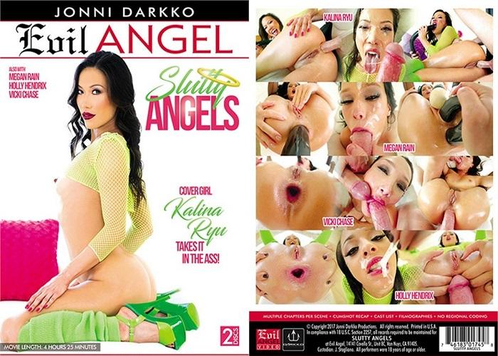 Evil Angel – Slutty Angels (2017)