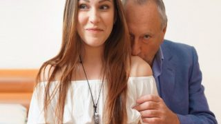Old-n-Young – Blue Sky – Exchanging hard sex for test