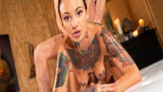 MassageRooms – Max Dyor – Big cock for tattooed Ukrainian