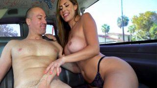 BangBus – Alexa Vega – Sexy Realtor Rides on The Bus
