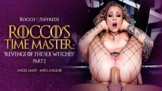 RoccoSiffredi – Angel Emily – Rocco's Time Master – Revenge of the Sex Witches