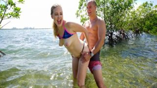 Bang YNGR – Brie Viano – Brie Viano Goes On A Boat Ride To Get Fucked On An Island