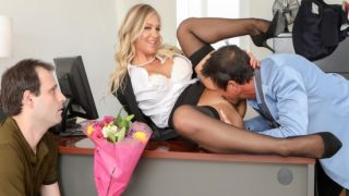 Cucked – Alison Avery – Sissy Husband Watches As His Wife Gets Cock For Lunch